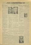 The Western Mistic, October 15, 1937 by Moorhead State Teachers College