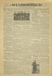 The Western Mistic, October 29, 1937 by Moorhead State Teachers College