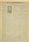 The Western Mistic, November 19, 1937 by Moorhead State Teachers College