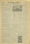 The Western Mistic, December 10, 1937 by Moorhead State Teachers College