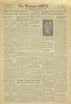 The Western Mistic, December 17, 1937 by Moorhead State Teachers College