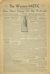 The Western Mistic, September 30, 1938 by Moorhead State Teachers College
