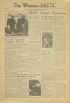 The Western Mistic, November 10, 1939 by Moorhead State Teachers College