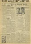 The Western Mistic, November 8, 1940 by Moorhead State Teachers College
