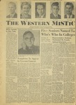 The Western Mistic, November 15, 1940 by Moorhead State Teachers College