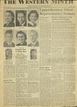 The Western Mistic, November 29, 1940 by Moorhead State Teachers College