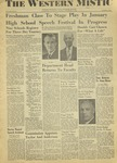 The Western Mistic, December 6, 1940 by Moorhead State Teachers College