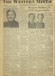 The Western Mistic, March 28, 1941