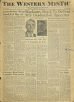 The Western Mistic, May 23, 1941 by Moorhead State Teachers College
