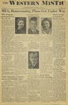 The Western Mistic, September 19, 1941 by Moorhead State Teachers College