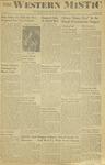 The Western Mistic, November 27, 1941 by Moorhead State Teachers College