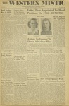 The Western Mistic, March 20, 1942 by Moorhead State Teachers College