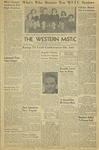 The Western Mistic, October 30, 1942 by Moorhead State Teachers College