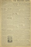 The Western Mistic, November 6, 1942 by Moorhead State Teachers College