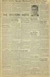 The Western Mistic, November 13, 1942 by Moorhead State Teachers College