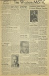 The Western Mistic, January 8, 1943 by Moorhead State Teachers College