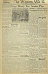 The Western Mistic, January 29, 1943 by Moorhead State Teachers College
