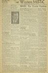 The Western Mistic, March 26, 1943 by Moorhead State Teachers College