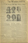 The Western Mistic, December 17, 1943 by Moorhead State Teachers College