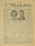The Western Mistic, December 15, 1944 by Moorhead State Teachers College