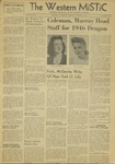 The Western Mistic, November 6, 1945 by Moorhead State Teachers College