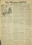 The Western Mistic, December 19, 1945 by Moorhead State Teachers College