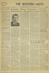 The Western Mistic, November 8, 1946 by Moorhead State Teachers College