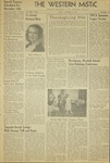 The Western Mistic, November 22, 1946 by Moorhead State Teachers College
