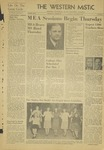 The Western Mistic, October 14, 1947 by Moorhead State Teachers College