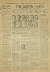 The Western Mistic, December 9, 1947 by Moorhead State Teachers College