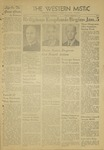 The Western Mistic, December 16, 1947 by Moorhead State Teachers College