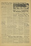 The Western Mistic, October 5, 1948 by Moorhead State Teachers College