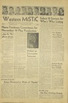 The Western Mistic, November 9, 1948 by Moorhead State Teachers College