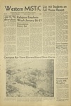 The Western Mistic, January 11, 1949 by Moorhead State Teachers College