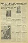 The Western Mistic, January 18, 1949 by Moorhead State Teachers College