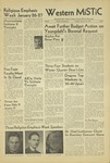 The Western Mistic, January 25, 1949 by Moorhead State Teachers College