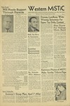 The Western Mistic, March 29, 1949 by Moorhead State Teachers College