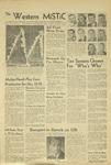 The Western Mistic, November 1, 1949 by Moorhead State Teachers College