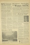 The Western Mistic, December 15, 1949 by Moorhead State Teachers College