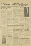 The Western Mistic, January 10, 1950 by Moorhead State Teachers College