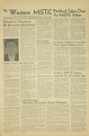 The Western Mistic, March 21,1950 by Moorhead State Teachers College