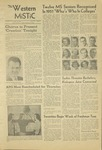 The Western Mistic, November 14, 1950 by Moorhead State Teachers College