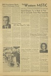 The Western Mistic, November 2, 1951 by Moorhead State Teachers College