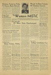 The Western Mistic, December 7, 1951 by Moorhead State Teachers College