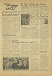 The Western Mistic, January 11, 1952 by Moorhead State Teachers College