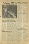 The Western Mistic, March 21, 1952 by Moorhead State Teachers College