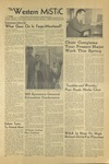 The Western Mistic, March 28, 1952 by Moorhead State Teachers College