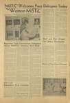 The Western Mistic, April 25, 1952 by Moorhead State Teachers College