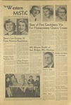 The Western Mistic, October 10, 1952 by Moorhead State Teachers College