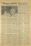 The Western Mistic, November 7, 1952 by Moorhead State Teachers College